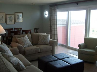 Photo for Oceanfront Duplex - Sleeps 10 - Great Price!!