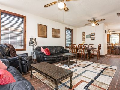Photo for Stylishly Updated Duplex w/ Chef's Kitchen - 5 Minutes to Beach