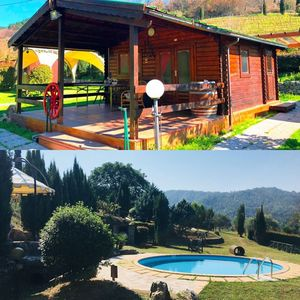 Photo for NEW PROPERTY - Chalet near Lucca in Tuscany - pool only for your private use