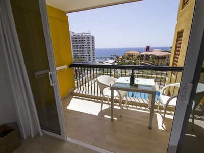 Photo for 150 m from the sandy beach, fantastic sunsets, WiFi, satellite TV, swimming pools