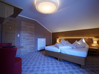 Photo for Double room ORCHID - Pension Lindenhof