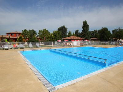 Photo for Maison de vacances confortable pour 4 | piscines, sauna et plus!