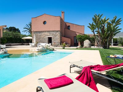 Photo for 8 bedroom Villa, sleeps 15 with Air Con, FREE WiFi and Walk to Shops