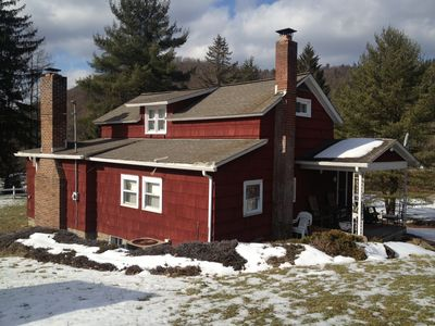 Elk Country, PA Wilds, Camp for Rent in Medix Run