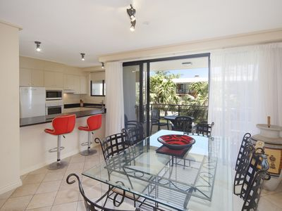 Photo for 2 bedroom, 2 bathroom apartment with views from the balcony of Coolum Beach