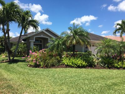 Photo for Pristine Lakeview Home On Lushly Landscaped Lot