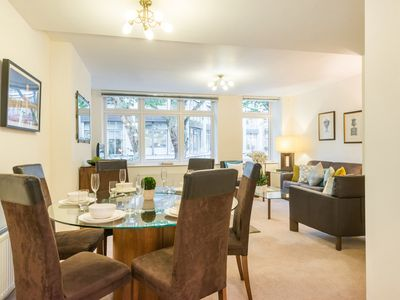 Photo for Luxurious 2 bedrooms/2 bathroom -  Alfred Place/Tottenham Court Road Apartment