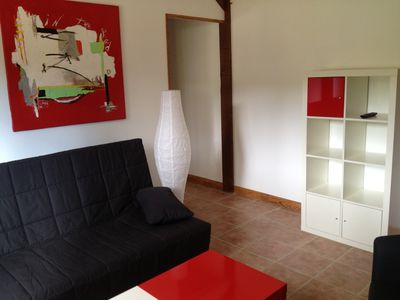 Photo for Apartment located 500 meters from the beach and 1. 5km Baracci Propriano