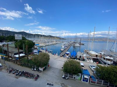 Photo for LIFE APARTMENT - Sea View apartment at Fethiye Marina