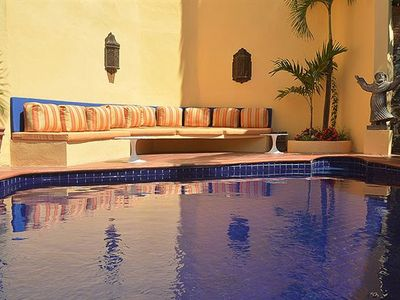 Photo for CASA LADERA...Luxury Villa---Old Town--Steps From The Beach---Private with View