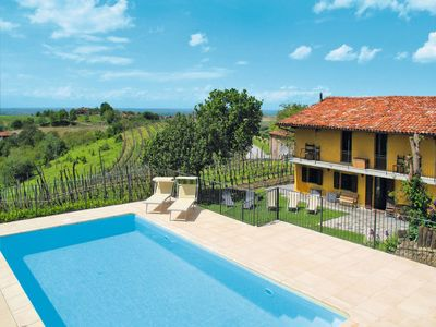 Photo for Vacation home Casa San Rocco (CVS100) in Clavesana - 8 persons, 4 bedrooms