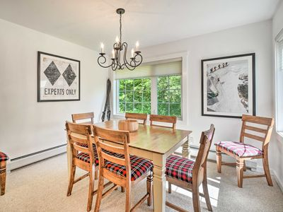 Photo for West Dover Townhome w/Deck, Grill & Amenities