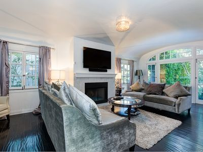 Photo for Elegant family home equipped with a luxurious garden, near Sunset Strip (Veeve)