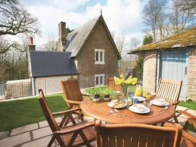 Photo for Situated between Hereford and Hay-on-Wye, Keepers Cottage is perfect for exploring the Welsh Borders