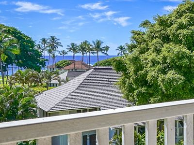 Photo for Luxury Condo-Poipu Beach, Killer Partial Ocean View, Lanai, Athletic Club/Tennis