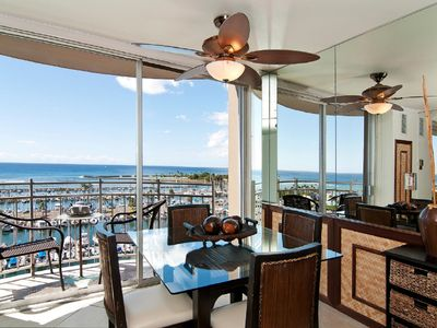 Photo for Absolutely Oceanfront - Panoramic Ocean Views - Best in Building