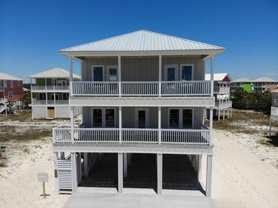 Photo for STUNNING!  Brand New LUX Home, Across from BEACH Walk & Close to POOL