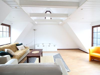 Photo for ★ Light-flooded attic apartment ★