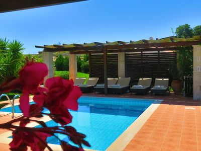 Photo for Villa Castello with a fantastic view and a heated pool