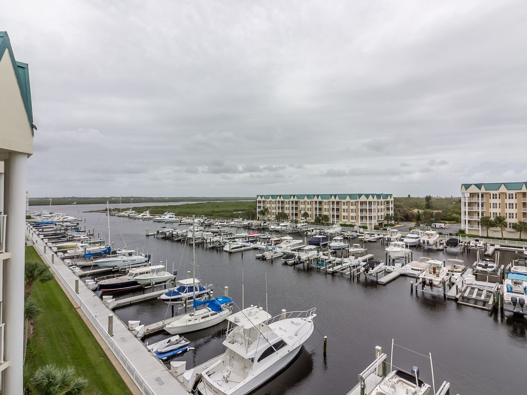 Harbour Village Golf and Yacht: Spectacular penthouse views of marina,  ocean, and     - 1207871