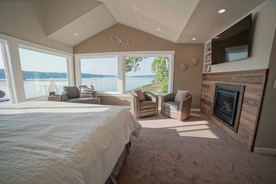 Master Suite 1, large balcony to enjoy morning coffee