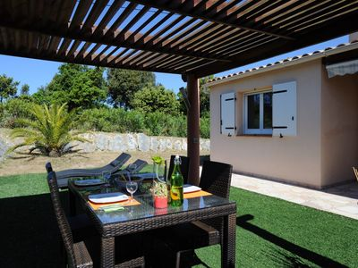 Photo for tenancy tiny new villa in an ownership deprived for 4 persons.
