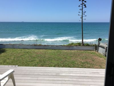 Photo for Stunning Ocean Views from this Pukehina Paradise!