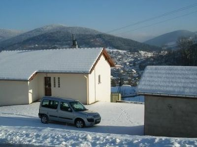 Photo for 2BR House Vacation Rental in Saulxures-Sur-Moselotte, Grand Est