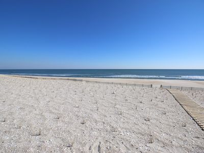 Photo for Classy Oceanfront Duplex - Lower Unit - 20 Feet to sand