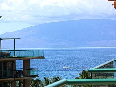 Photo for K B M Hawaii: Ocean Views, Family friendly 2 Bedroom, FREE car! Sep & Oct Specials From only $209!