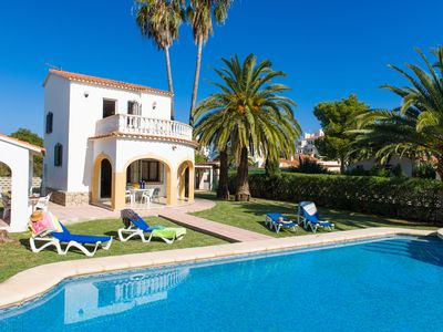 Photo for Villa Sal del Mar, Denia, Spain