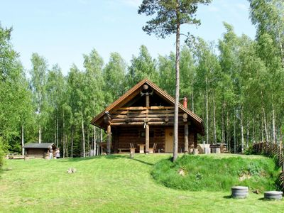 Photo for Vacation home Sjöatorp Timmerstugan (SND124) in Ankarsrum - 4 persons, 1 bedrooms