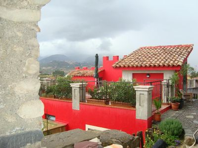 Photo for Castello Rosso im Landhaus Borgo al Costa