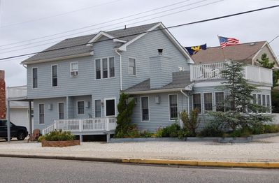 7523 Ocean Dr in South Avalon, NJ Great for families of all ages. Dogs allowed.