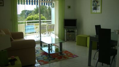 Photo for Apartment T2 quiet residence Boulouris