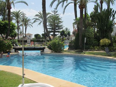 Photo for Apartment In Aldea Blanca, Puerto Banus, Marbella, Costa Del Sol