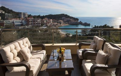Photo for Superior Family&Friendly Apartment with AMAZING SEA VIEW