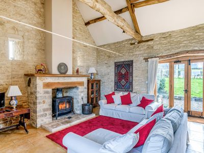 Photo for Classical Cotswolds Barn Conversion by Nature Rese