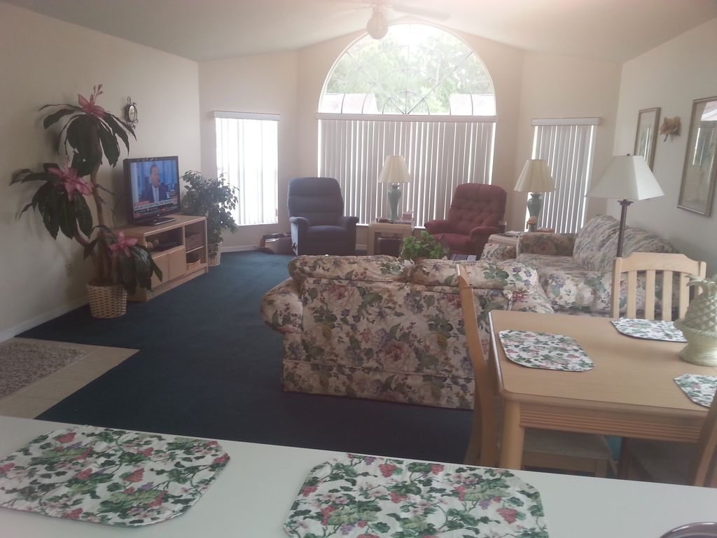 Crib for sale in palm bay - Disney Parks 10 Minutes Away Wifi 55 In Smart Ultra Hd Tv Inground Ht Pool