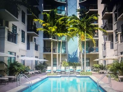 Photo for 2br - Worthing Place Rental in Hot Downtown Delray Beach.
