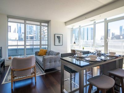 Photo for Upscale Condo in the Heart of Downtown Toronto