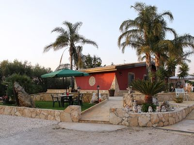 Photo for INDEPENDENT VILLA WITH PRIVATE POOL AND WI-FI