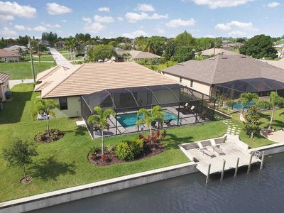 Photo for SWFL Rentals - Villa Sarah - Virtually Brand New Pool Home on Freshwater Canal