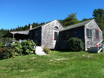 Spectacular Shoreview! Mt Desert Is., Acadia. Only availble peak July 7-13th Ava