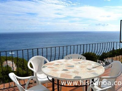 Photo for House with sea view in Begur 2. 5km from the beach on the Costa Brava