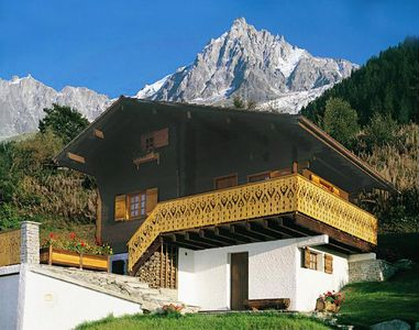 Photo for Chamonix - Mont Blanc INDEPENDENT QUIET OF 2 TO 6 PEOPLE ***