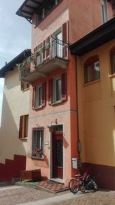 Our typical Ticinese house!