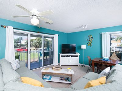Photo for New Appliances, Beds and TVs - Sand Dune Views - 2 min walk to the Sand, Pools