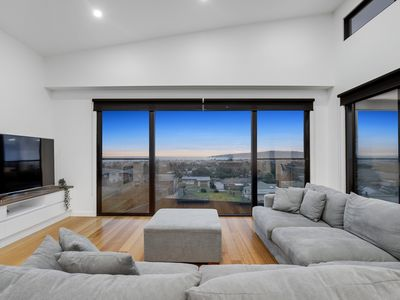 Photo for Dromana Dream Home , amazing bay and city views, super modern and luxurious