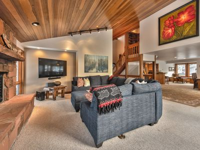 Photo for Epic Savings NOW! Group Ski Paradise! Remodeled, Close to Everything + Hot Tub & Views